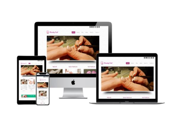 nailsalonwebsite