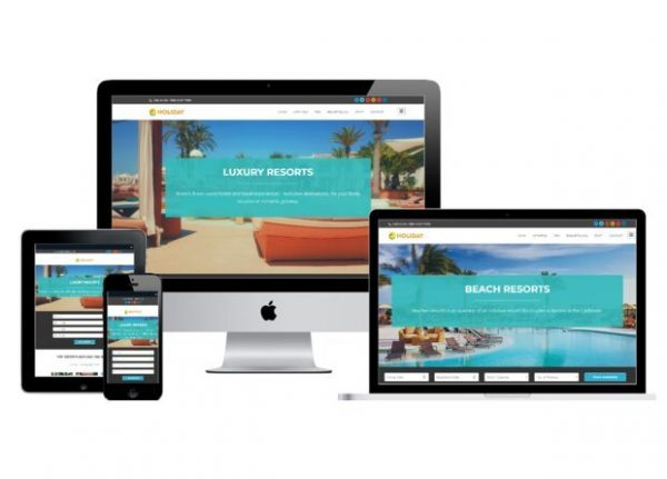 resort online booking