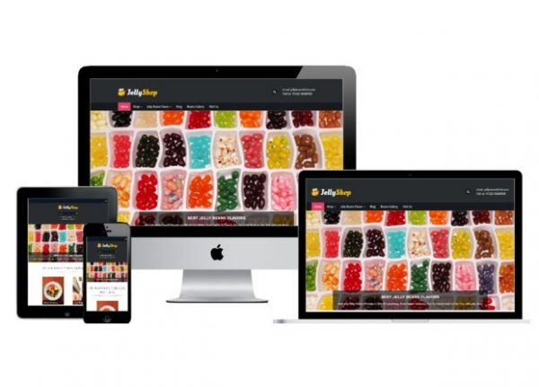 jelly beans shop