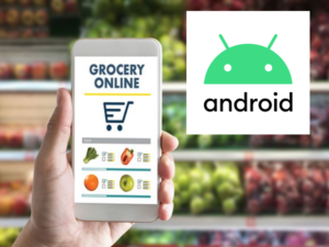 Grocery Store Order & Delivery App
